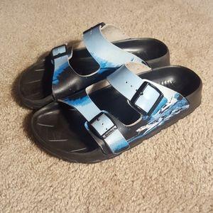 Birki's, birkenstock sandals
